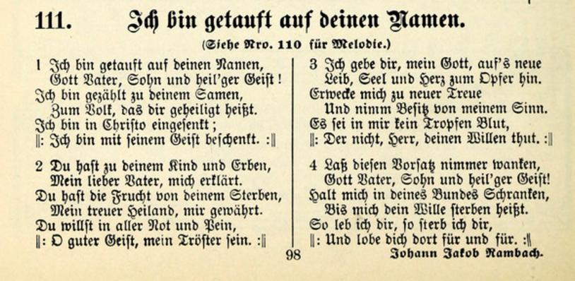 """Abbildung: evangelisches Gesangsbuch """"Geistliche Lieder"""""""