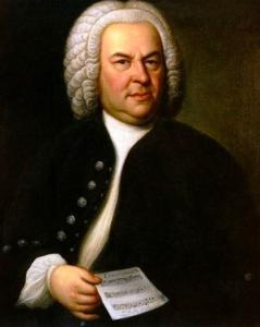 """Johann Sebastian Bach schreibt """"Lobet den Herren"""""""